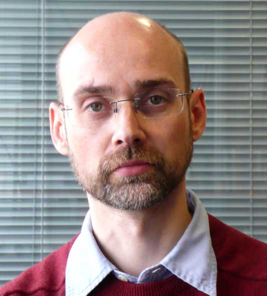 Nick Green - an associate of TEPR
